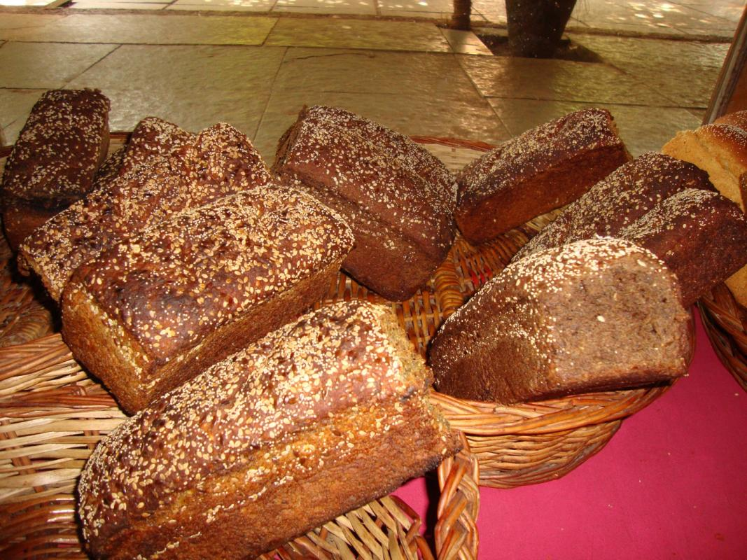 Wholemeal Bread German Bakery Anjuna
